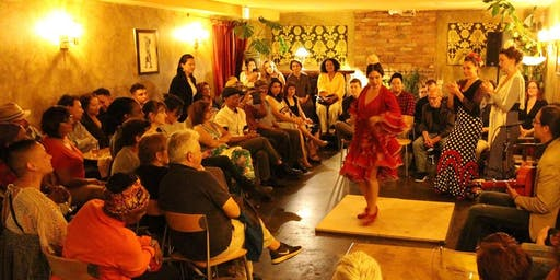 Oakland Flamenco Sessions