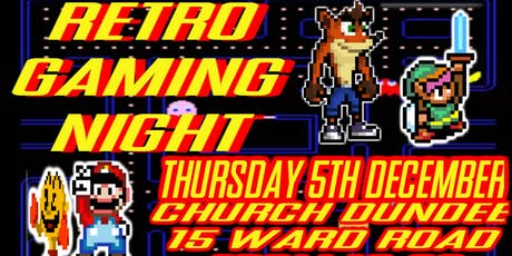 Retro Gaming Night tickets