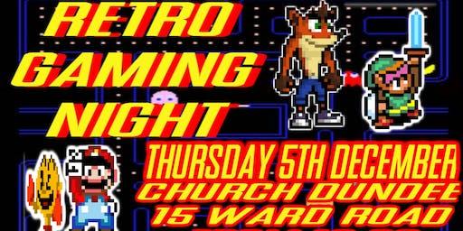 Retro Gaming Night
