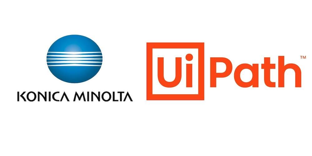 Konica Minolta & UiPath: Lunch & Learn Tickets, Thu 05/09