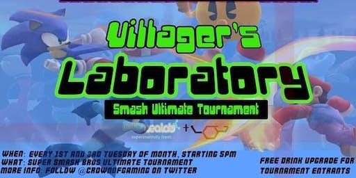 SSF Gamenight #1 ft  Smash Ultimate Tourney and Dragonball TFS