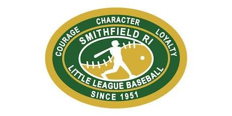 Smithfield Little League 2019 Banquet tickets