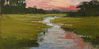 Make It Simple - Palette Knife Landscape Painting Workshop