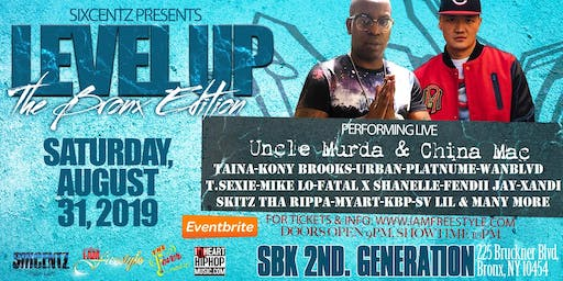 The Bronx Edition with Uncle Murda, China Mac, Taina Lopez, KBP & More
