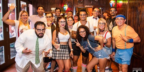 First Friday Pub Run : Revenge of the Nerds tickets