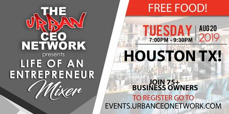 Life of An Entrepreneur Mixer [FREE FOOD] tickets