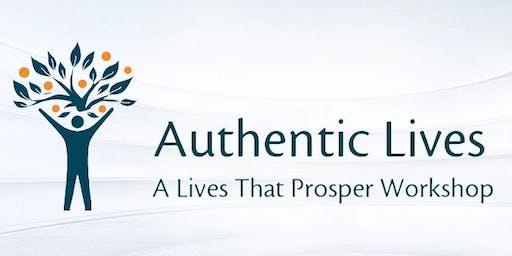 Authentic Lives Workshop (Aug - Chi)