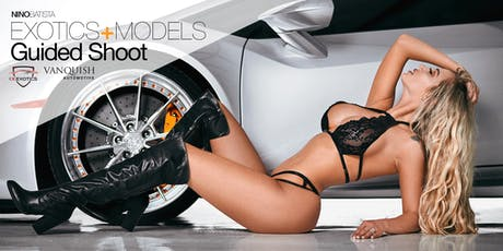 Exotics + Models Guided Shoot, Houston tickets