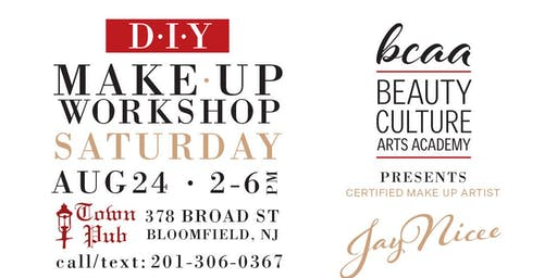 D.I.Y Makeup workshop