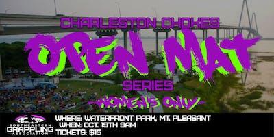 Charleston Choke Series Women's Open Mat (All Levels)
