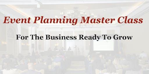 Event Planning Master Class