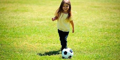 Term 4 Junior Soccer Program 3-5 yr olds tickets