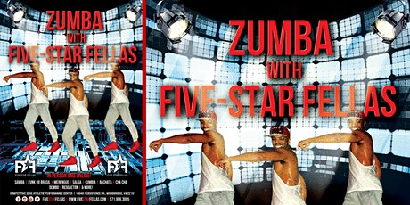 Zumba Fitness tickets