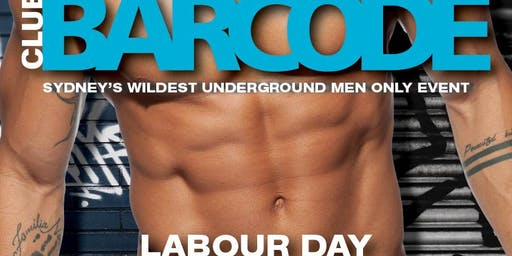 BARCODE LABOUR DAY Weekend Sunday 6 October