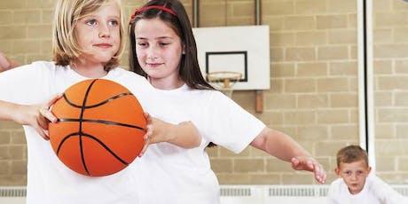 Term 4 Junior Basketball Program 3-5 yr olds tickets