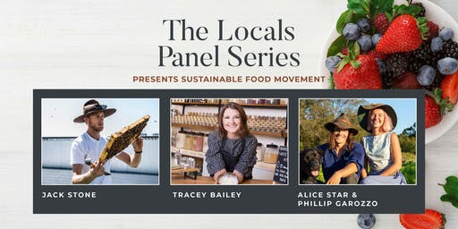 The Locals Panel Series: Sustainable food movement