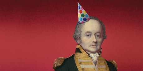 Celebrate all things Bligh on his 265th birthday tickets