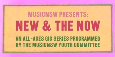 New & The Now #6: RAAVE TAPES, Yibby, and Milky Thred [All-Ages!] tickets