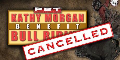 Kathy Morgan Benefit Bull Riding tickets