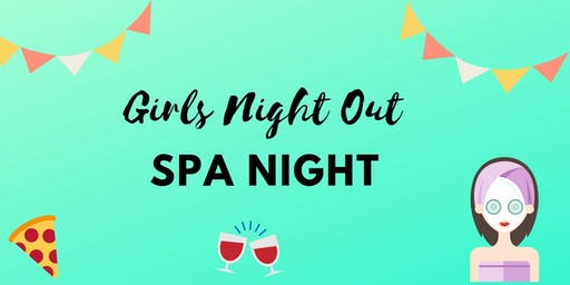 Girls Night Out Spa Night