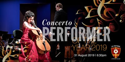 Performer of the Year - Concerto Competition 2019