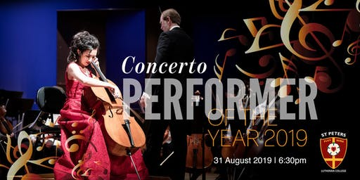 Performer of the Year — Concerto Competition 2019
