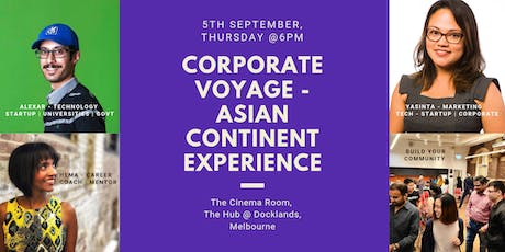 Corporate Voyage - Asian Continent Experience tickets