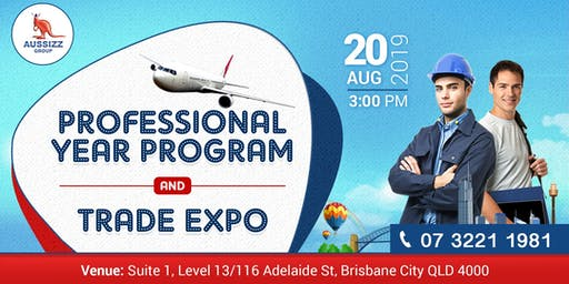 Professional Year Program and Trade Qualification Expo - Aussiz Group Brisbane