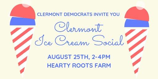 Clermont Ice Cream Social