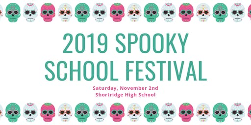 Shortridge Spooky School Festival 2019