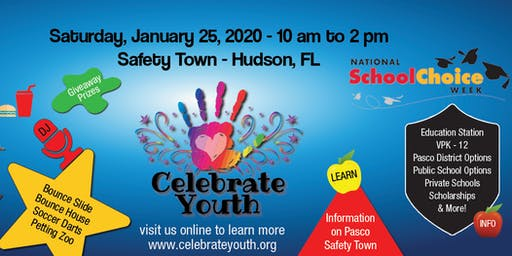 "4th Annual Celebrate Youth Presents ""Celebrate Education"""