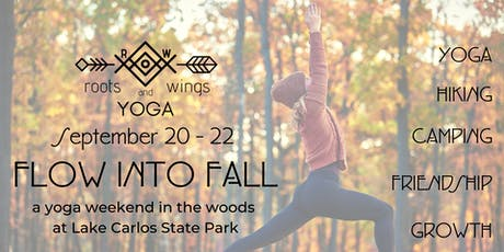 Flow into Fall: A Women's Yoga Weekend in the Woods tickets