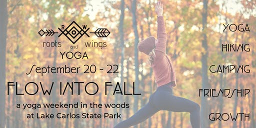 Flow into Fall: A Women's Yoga Weekend in the Woods