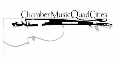"""Chamber Music Quad Cities presents """"The Recital"""" with Pianist Thomas Sauer"""
