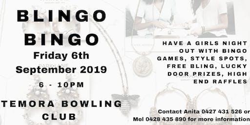 Temora's Blingo Bingo