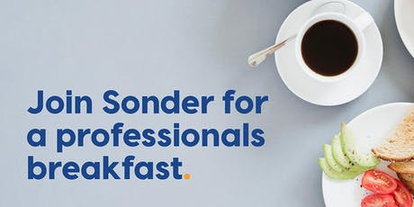 Professionals Breakfast tickets