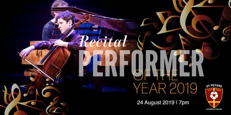 Performer of the Year - Recital Final 2019 tickets
