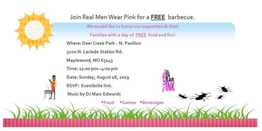 JOIN RMWP FOR A FREE BBQ TO HONOR OUR SUPPORTERS!