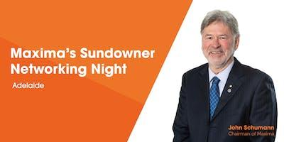 Sundowner Networking Night in Adelaide