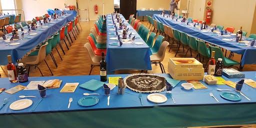 Rosh Hashana community dinner