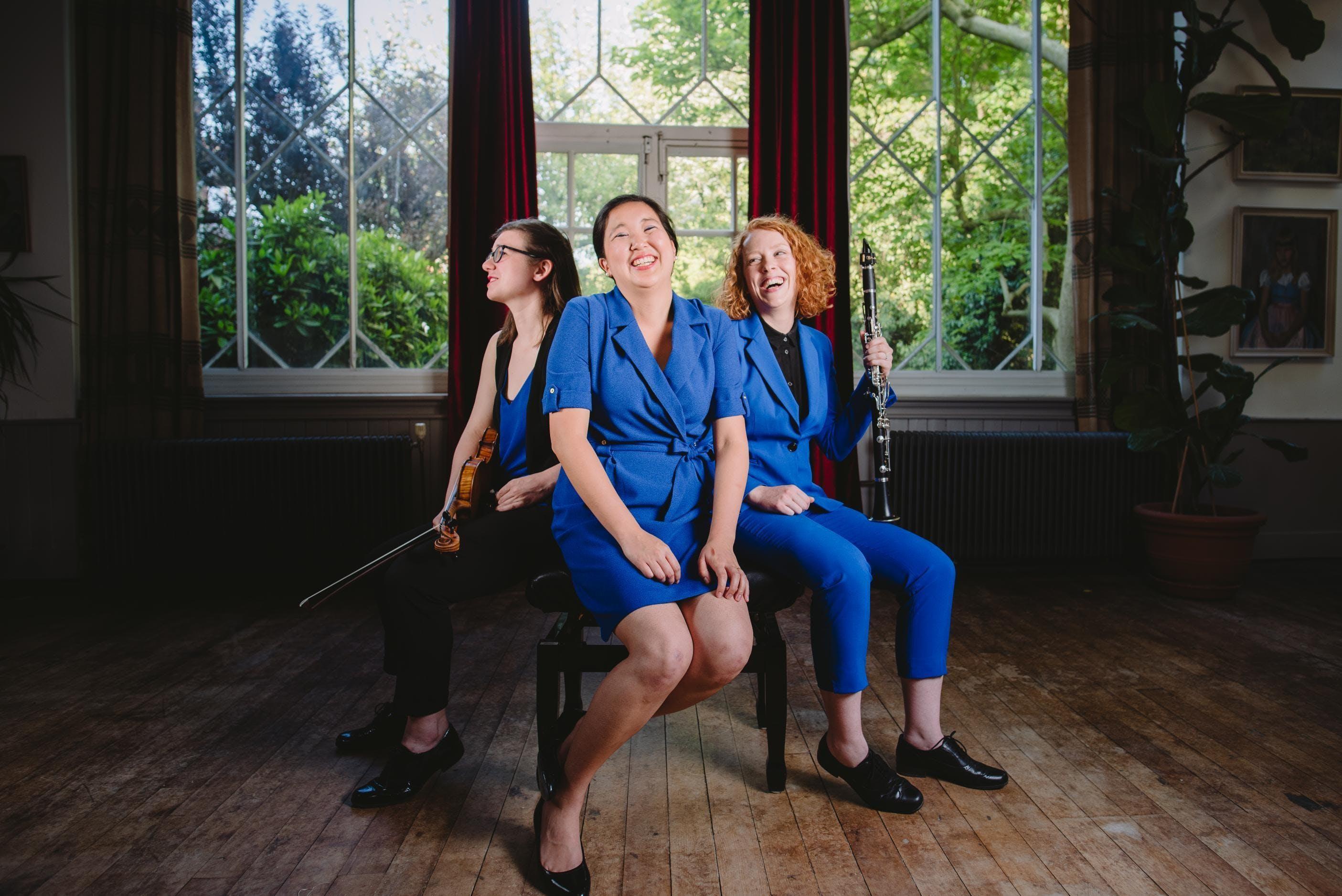 Jacquin Trio in Concert