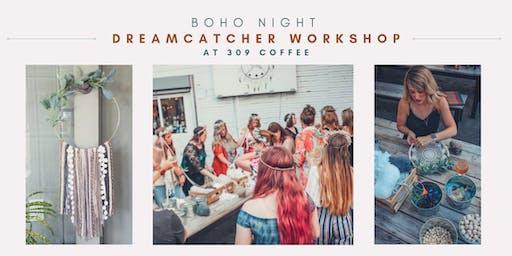 Boho Night at 309 Coffee