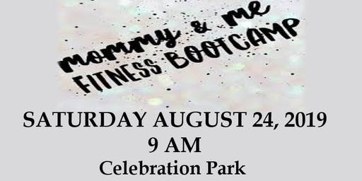 Mommy & Me Fitness Bootcamp
