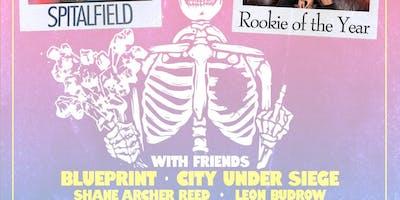 Mark Rose and Ryan Dunson / Leon Budrow / Blueprint / City Under Siege+more