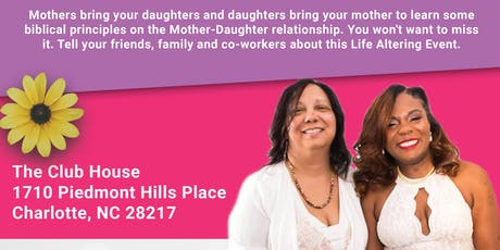 Uniting Generations of Mothers and Daughters Interactive Workshop tickets