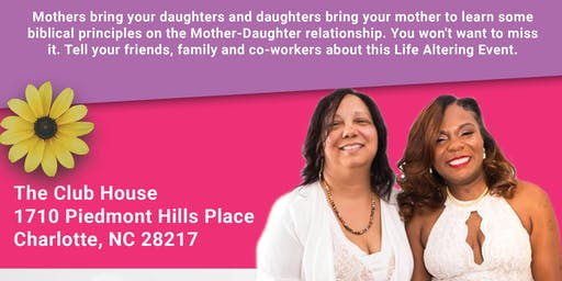 Uniting Generations of Mothers and Daughters Interactive Workshop