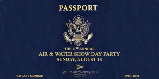 11th Annual Air & Water Show Day Party