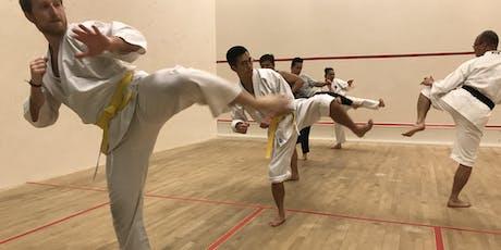 Shorinji Kempo: Martial Art & Meditation [日本少林寺拳法: 武道] tickets