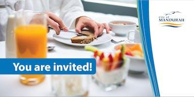 Mandurah Local Business Breakfast Forum