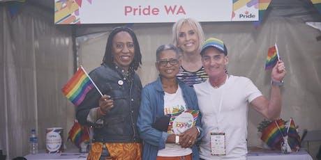 Pride WA Fairday Stallholder Registration tickets